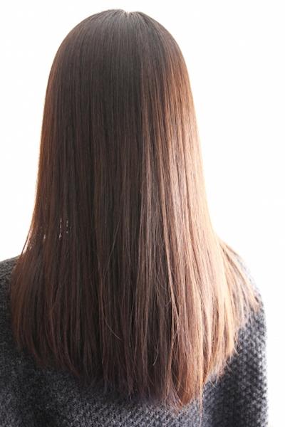 女性の髪が綺麗だとモテる