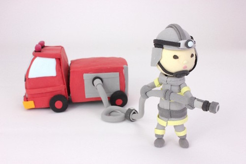 消防士婚活パーティー