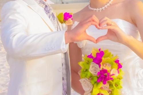 結婚に前向きなひとが婚活をしている