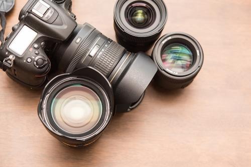カメラ婚活写真